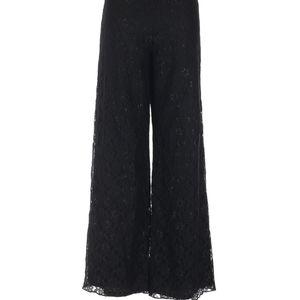 🖤 Lovely wide leg black lace pants ✨